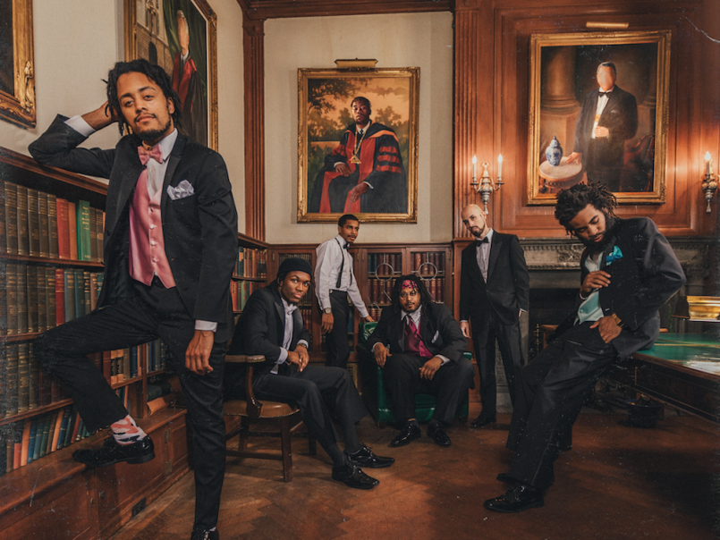 Saba Pivot Gang You Can't Sit With Us Album New Stream Music Release Rap