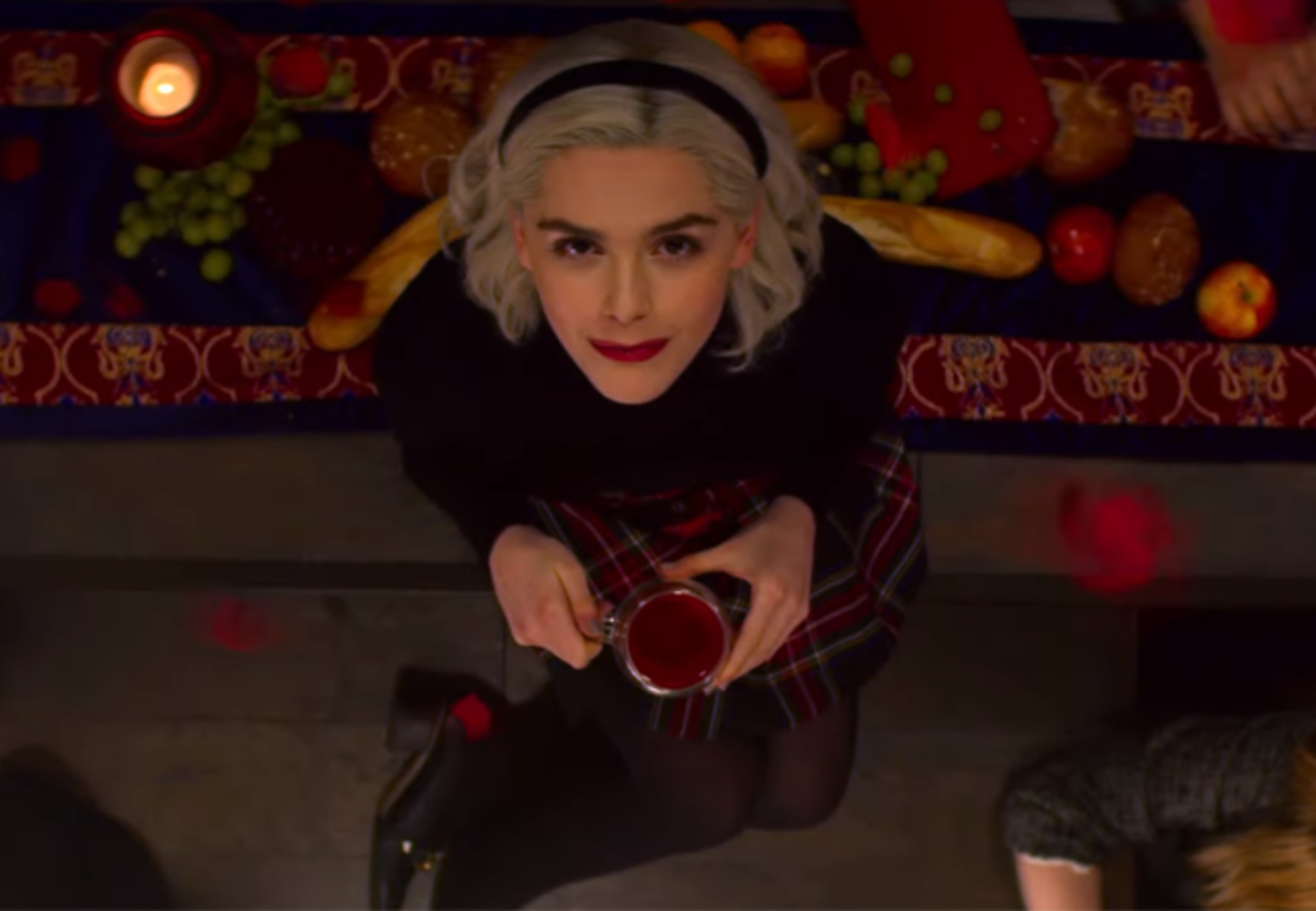 Tv Review The Chilling Adventures Of Sabrina Loses Some