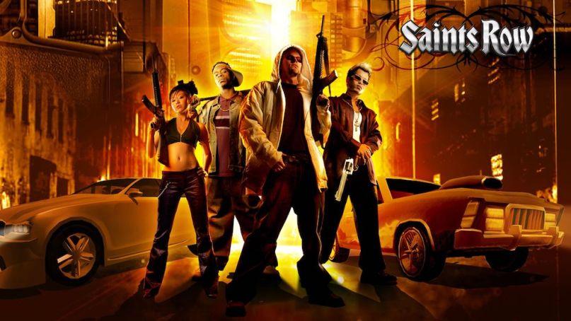Saints Row video game movie adaptation film f. Gary Gray