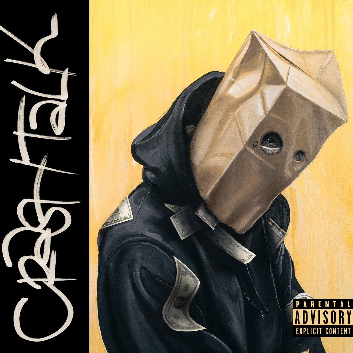 schoolboy q crash talk album artwork