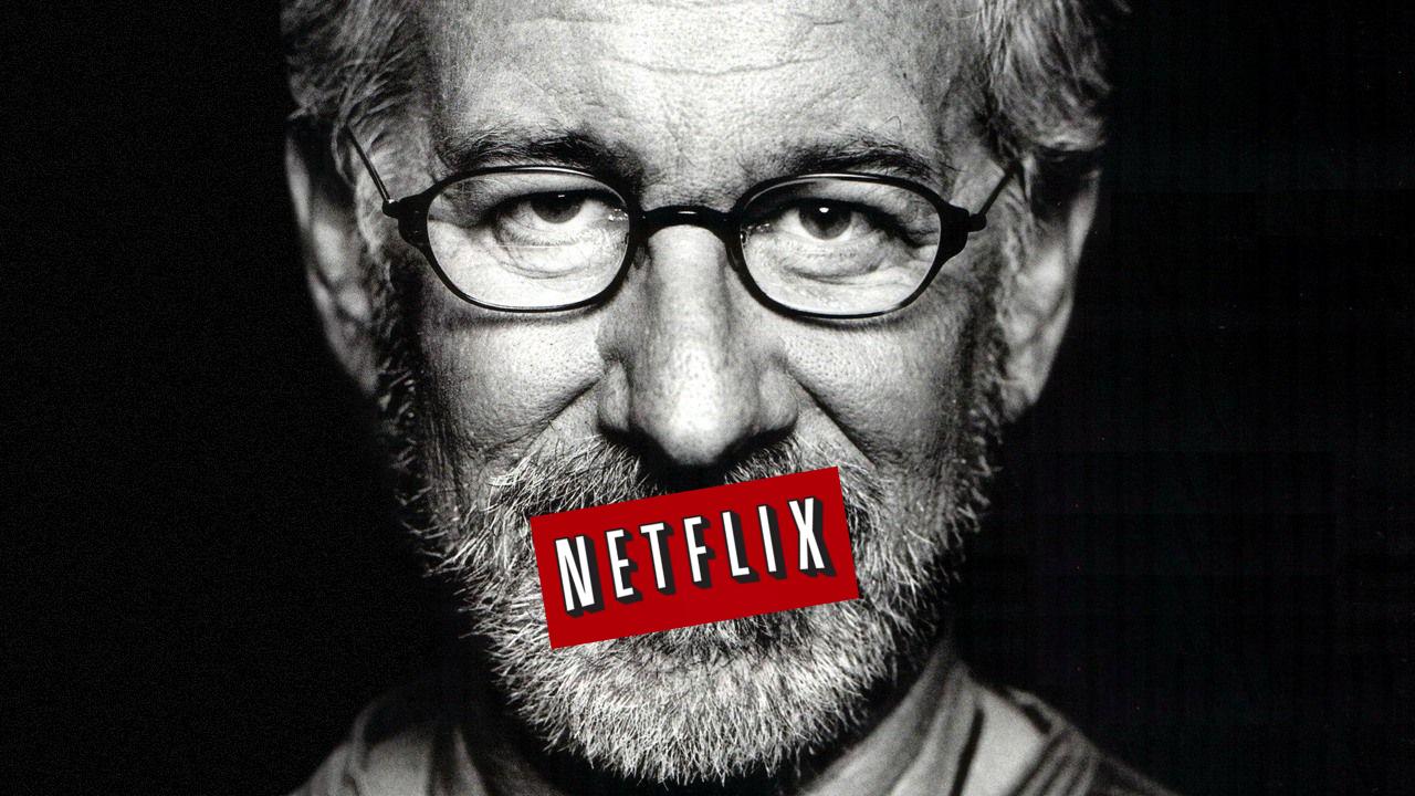 Steven Spielberg clarifies Netflix-Oscars position, loses battle anyway