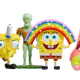 SpongeBob Squarepants meme figurines toys Nickelodeon