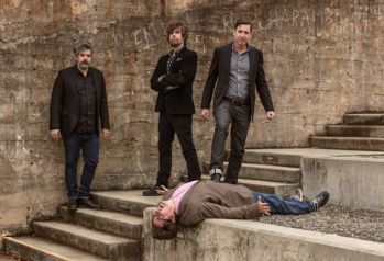 The Mountain Goats new album in league with dragons streaming music release john darnielle