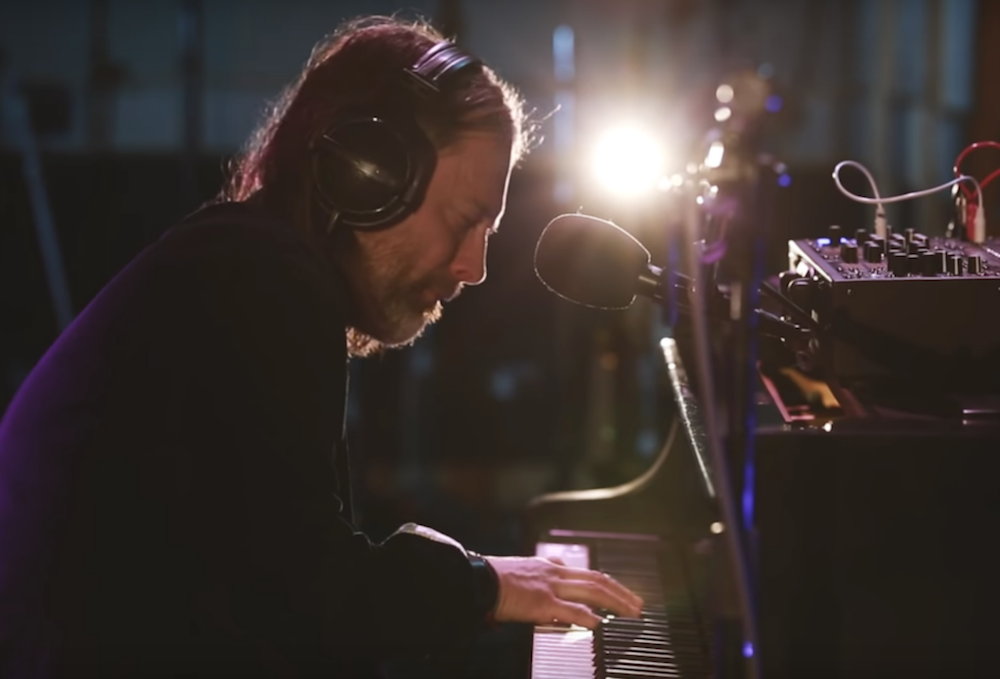 "Thom Yorke's first-ever classical composition ""Don't Fear the Light"" to air on BBC this weekend"