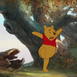 Winnie the Pooh forest fire 100 acre wood ashdown