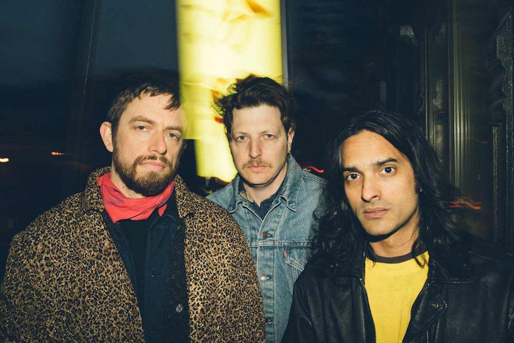 Yeasayer Erotic Reruns new album 2019 tour dates
