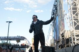 The Damned at 2019 Punk Rock Bowling Festival