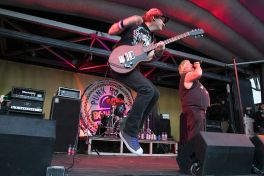 Sloppy Seconds at 2019 Punk Rock Bowling Festival
