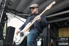 The Drowns at 2019 Punk Rock Bowling Festival