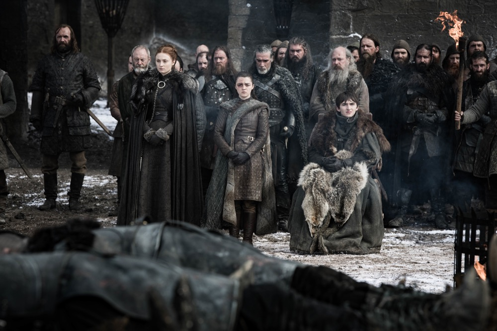 Game of Thrones, Cast Photo, Season Eight