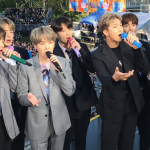 BTS on Good Morning America