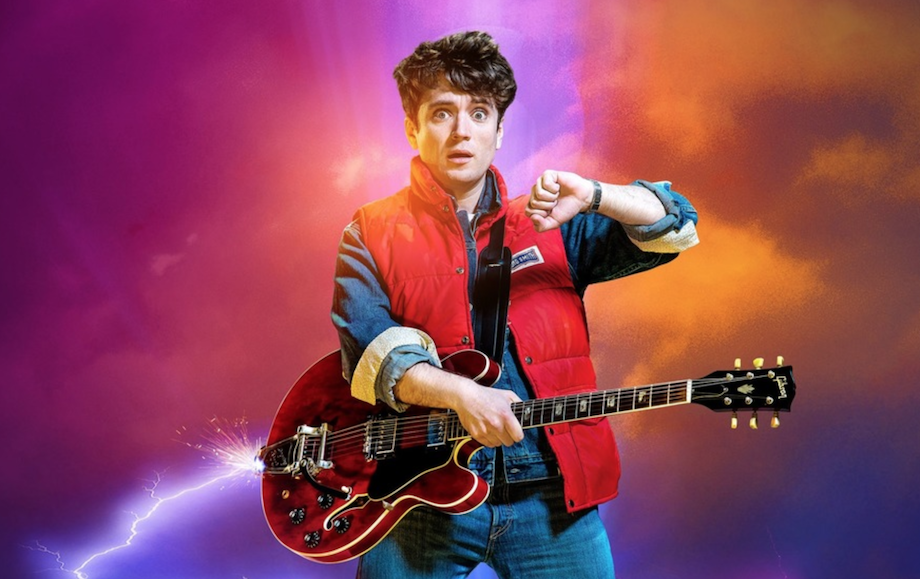Great Scott! Back to the Future: The Musical sets UK premiere date