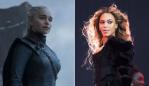 Queens Daenerys Targaryen and Beyoncé Knowles-Carter