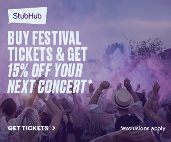 Beyond Festivals StubHub launches Beyond Festivals ticket promotion