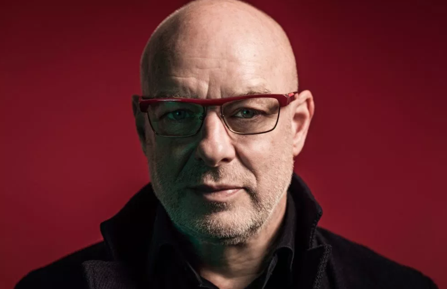 Brian Eno Like I Was A Spectator Apollo Atmospheres and Soundtracks reissue new music