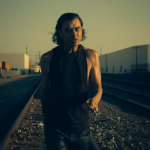 "Bush's video for ""Bullet Holes"""