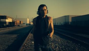 """Bush's video for """"Bullet Holes"""""""