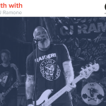 CJ Ramone, The Ramones, Politics, Kanye, Justin Timberlake