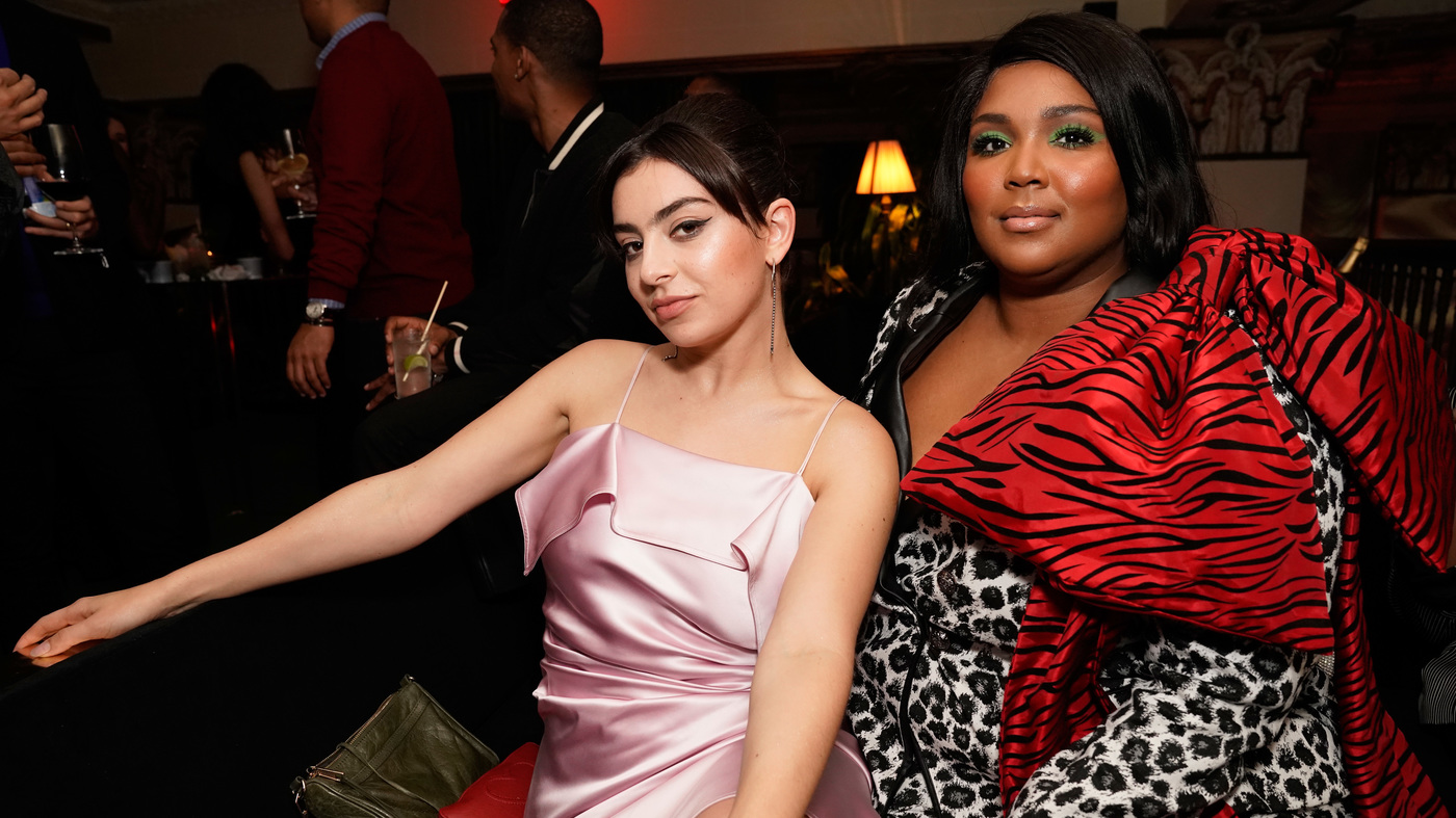 Charli XCX and Lizzo