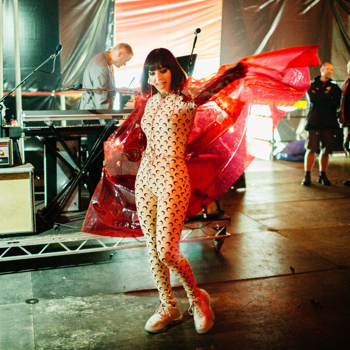 Charli XCX at BBC Radio 1's Big Weekend