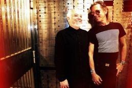 Craig Leon and William Basinski at Moogfest 2019