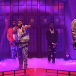DJ Khaled on SNL