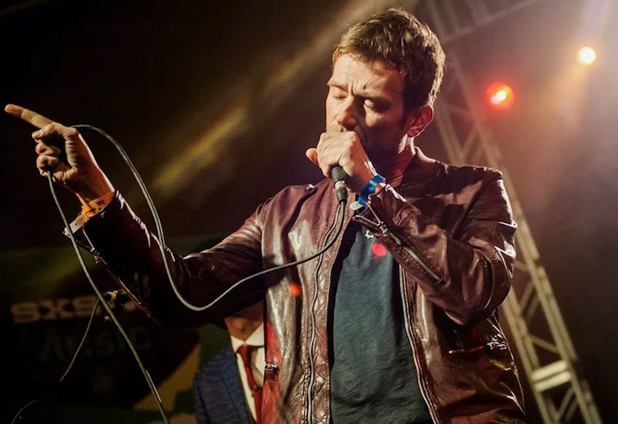Damon Albarn launches new orchestral project