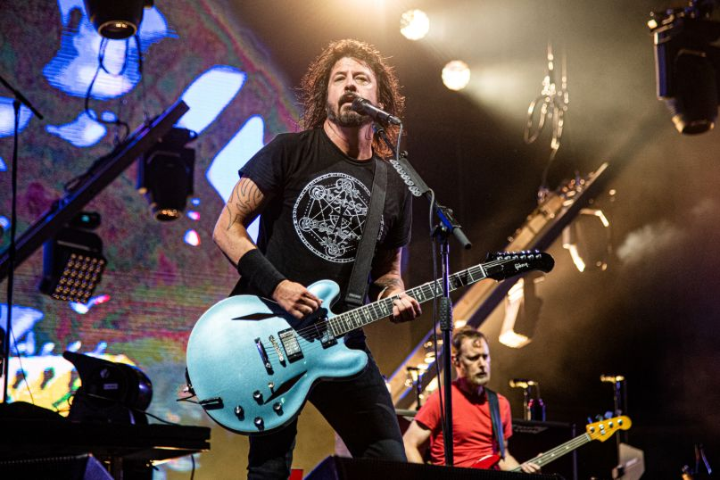 Foo Fighters at 2019 Sonic Temple
