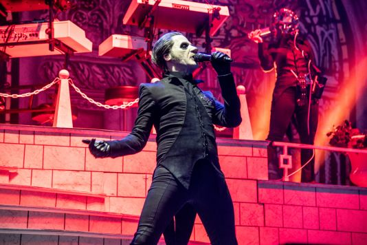 Ghost at 2019 Sonic Temple Festival