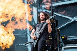 Gojira at Sonic Temple Festival