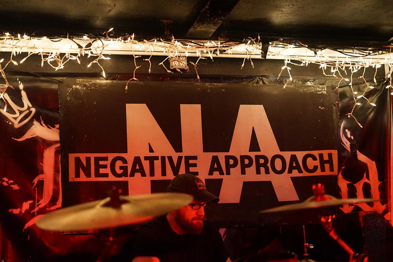 Negative Approach at Brooklyn's Kingsland