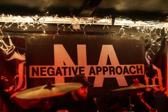 Negative Approach at Brooklyn's Kingsland