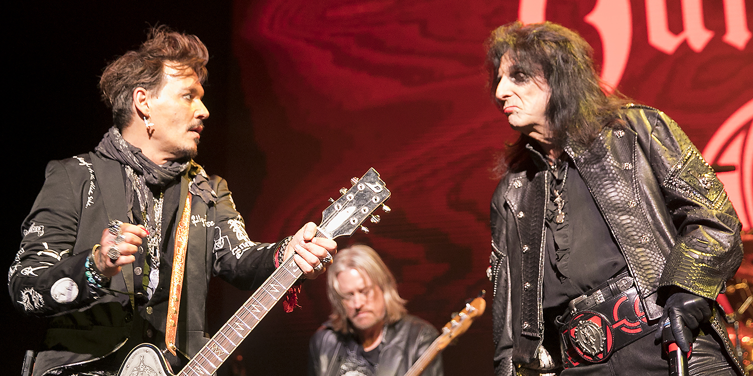 The Hollywood Vampires rock new songs and classic covers in San Francisco (5/12)