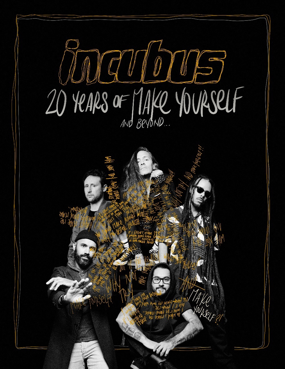 20 Of The Most Beautiful Minimalist Living Spaces: Incubus Announce Make Yourself 20th Anniversary Tour