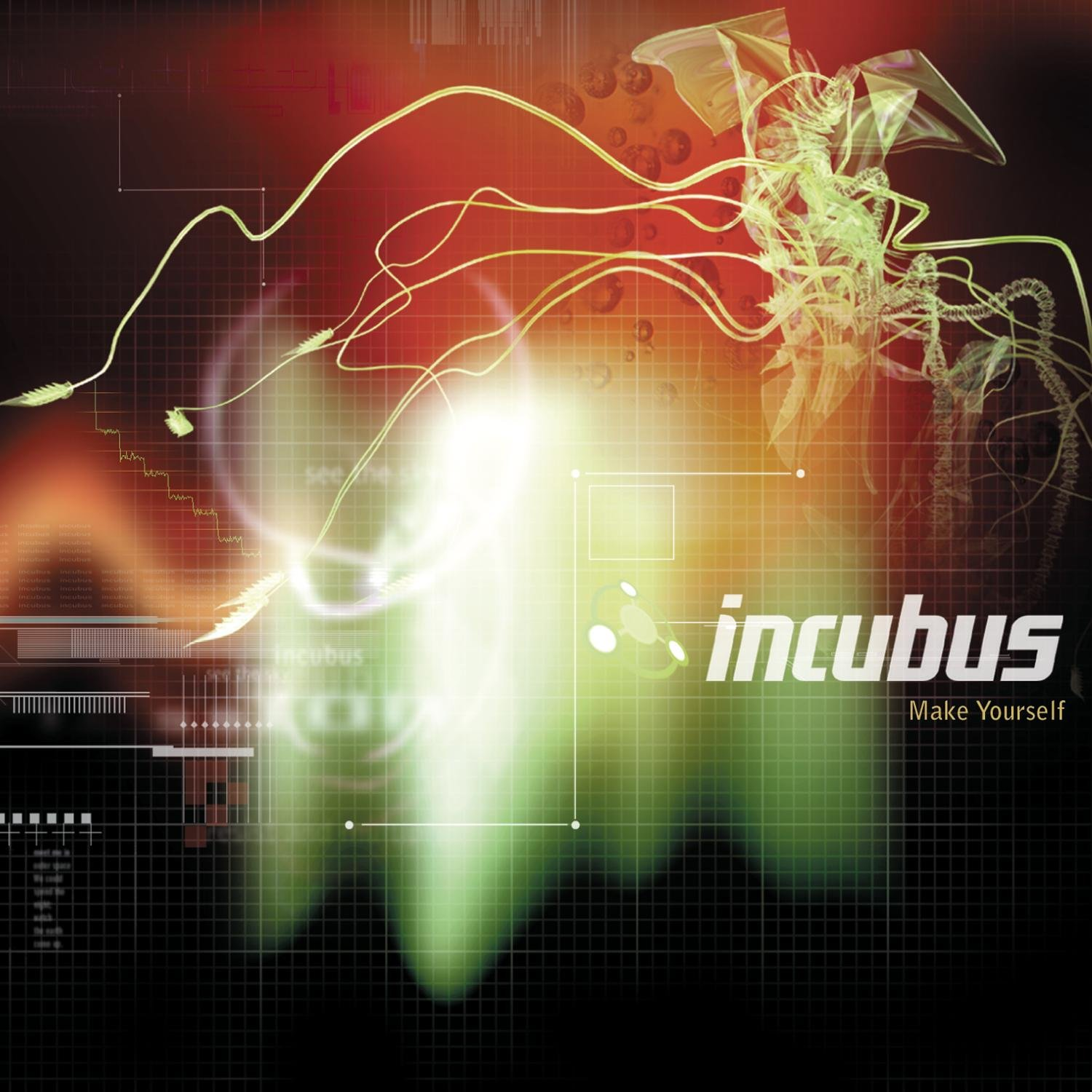 Incubus' artwork for Make Yourself