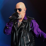 Judas Priest's Rob Halford