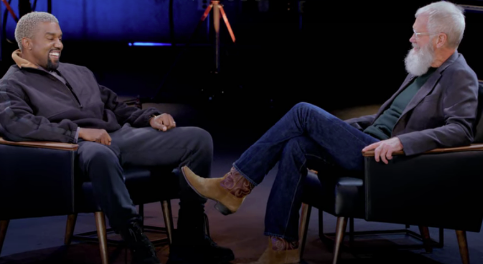 5 Things We Learned From Kanye West's Interview With David