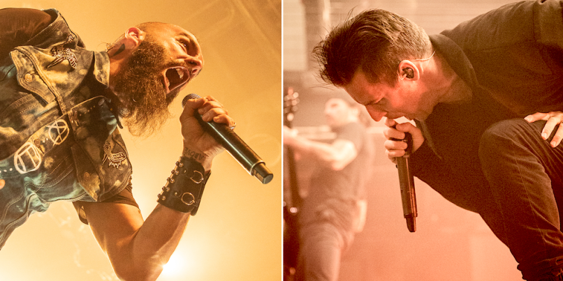 In Photos: Killswitch Engage and Parkway Drive at New York's