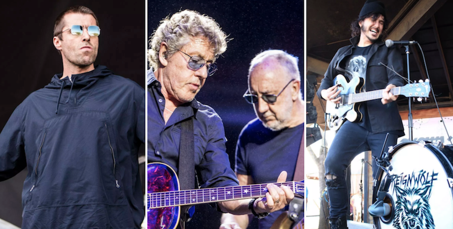 The Who tap Liam Gallagher, Reignwolf as tour openers