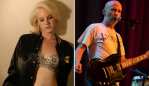 Lizzy Grant (aka Lana Del Rey) and Moby (photo by Philip Cosores) used to date memoir Then it fell apart