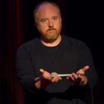 Louis CK stand up copyright notice