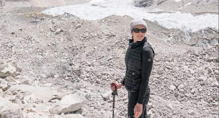 Mandy Moore Successfully Climbs Mount Everest