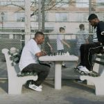 Masta Killa GZA of mics and men bonus clip premiere wu-tang clan chess park