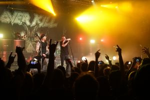 Live Review: Overkill, Life of Agony, and Death Angel Shine Bright