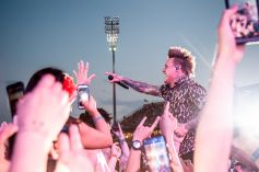 Papa Roach at 2019 Sonic Temple Festival