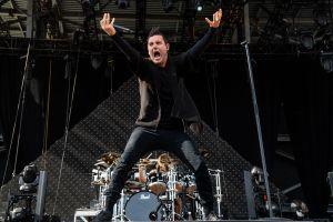 Parkway Drive at 2019 Sonic Temple Festival