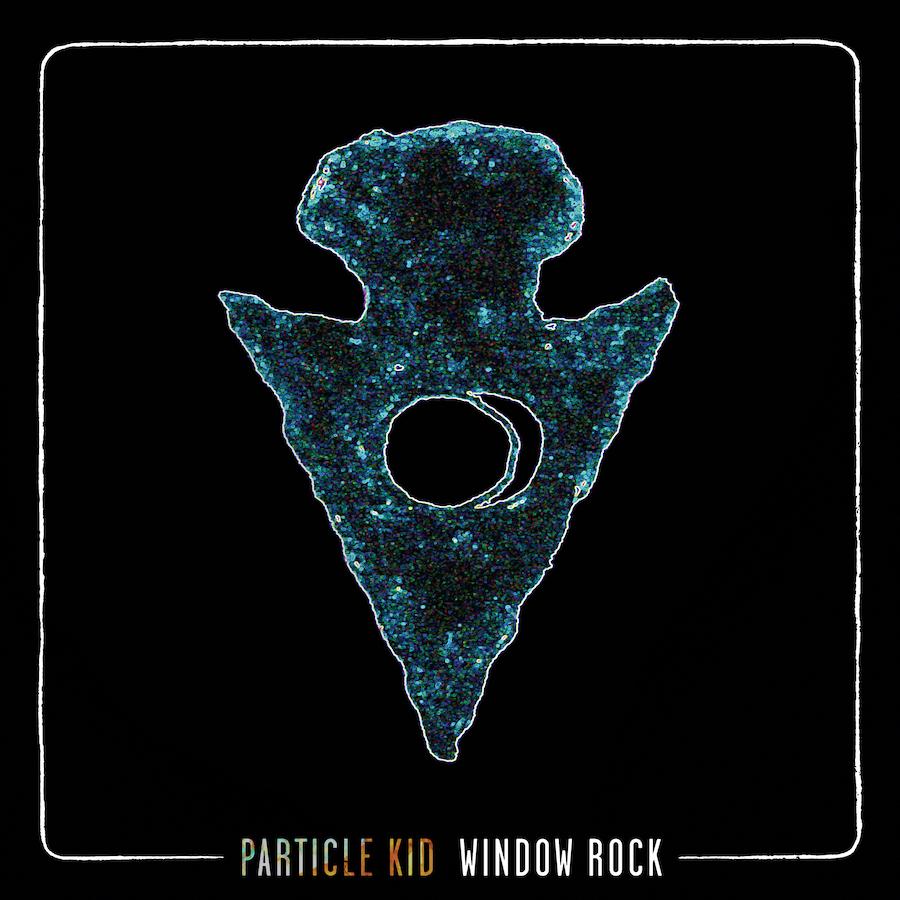 Particle Kid Window Rock Album cover Artwork