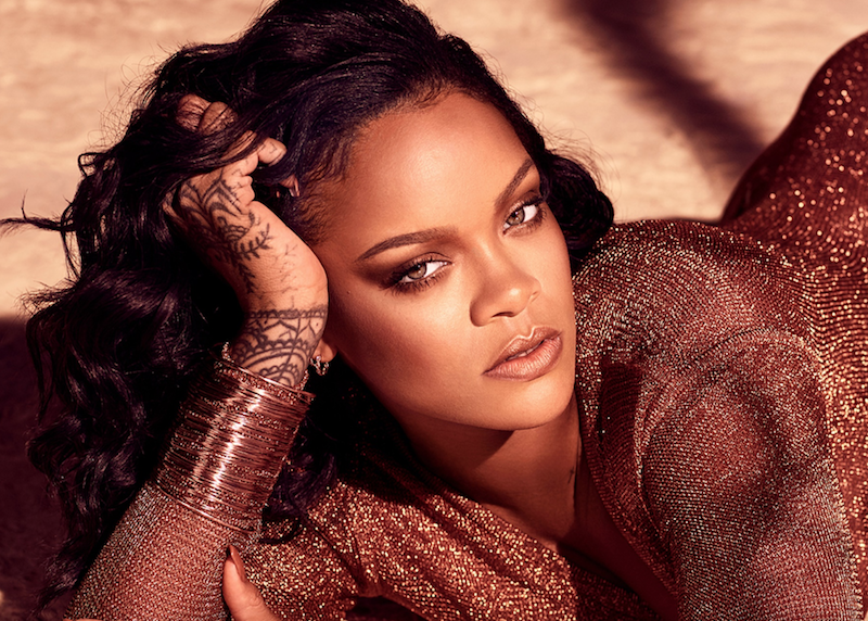 Rihanna hints at possible title for new reggae album
