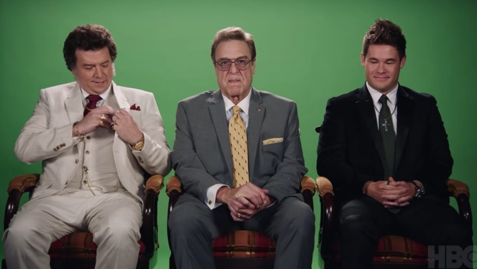 John Goodman, Danny McBride, and Adam Devine get sinful in first teaser for The Righteous Gemstones: Watch