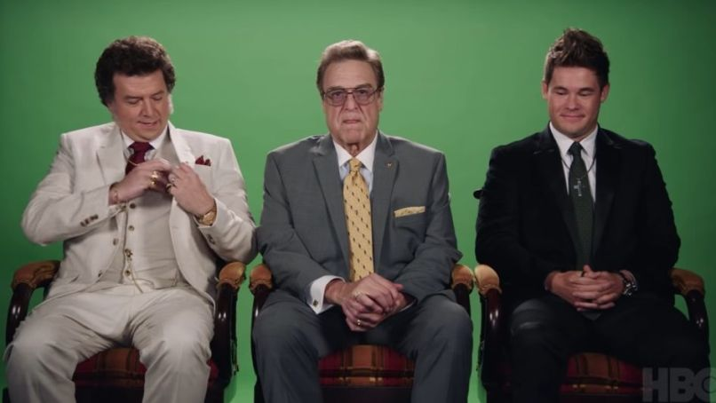John Goodman, Danny McBride, Adam Devine, HBO, The Righteous Gemstones